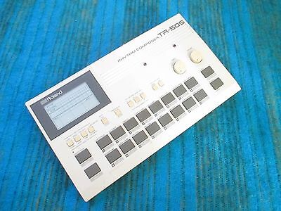 Roland TR-505 Rhythm Composer Mod - Indivi Kick / Snare Out Added - A122