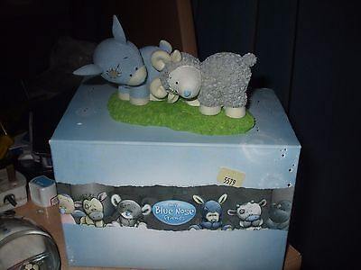 Me To You Blue Nose Friends Figure - Whisper & Kashmir Boxed