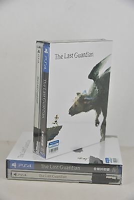 NEW PS4 The Last Guardian (HK Steelbook Special Edition, English/ Chinese 中文)