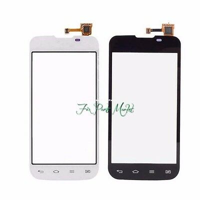 Front Glass Screen Touch Panel Digitizer For LG Optimus L5 II Dual E455