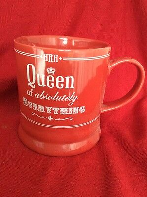 Christmas Gift/Present Red Queen Of Absolutely Everything