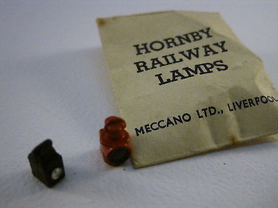 HORNBY RAILWAY LAMPS OO TRAIN ACCESSORY 1950s NOS