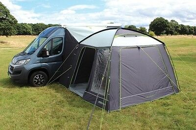 Movelite Cayman 2017 Motorhome Drive Away Porch Awning