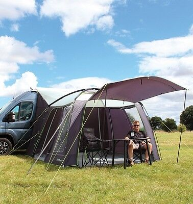 Outdoor Revolution MoveLite Cayman Driveaway Motorhome Awning for VW T4 T5 2017