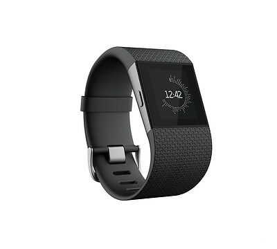 Fitbit Surge - Genuine NEW - S/L/XL - Smart Watch Fitness GPS Heart Rate Monitor