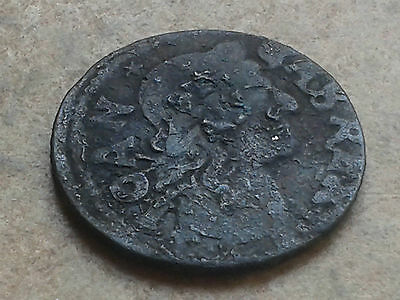 Hammered Coin 1665