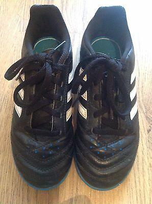 Adidas Astro Turf Trainers/Boots Boys Size 13