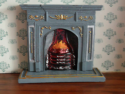 Lovely Resin  Fireplace for the DOLLS HOUSE