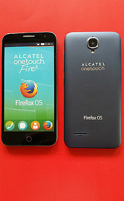 Alcatel one touch Fire E  Handy DUMMY Attrappe - Requisit, Deko, Modell, Muster