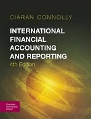 International Financial Accounting and Reporting by Ciaran Connolly (Paperback,…