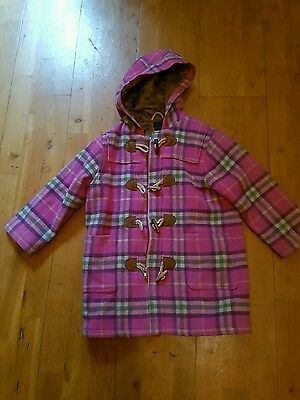 mini boden girls duffle coat 5-6