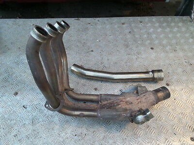 Yamaha R1 4Xv Exhaust Downpipes Headers Good Clean Condition