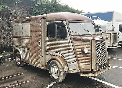 HY Citroen Van Pick Up Catering Conversion Restoration H Barn Find