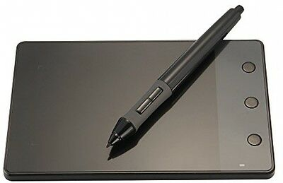 Easy Provider USB Writing Drawing Graphics Board Tablet 4x2.3 Inch + Wireless