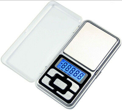 0.01g to 100g Pocket Digital Scales Jewellery Gold Weighing Mini LCD Electronic
