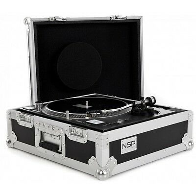 DJ Turntable Flight Case - For Technics SL1210 and 1200s
