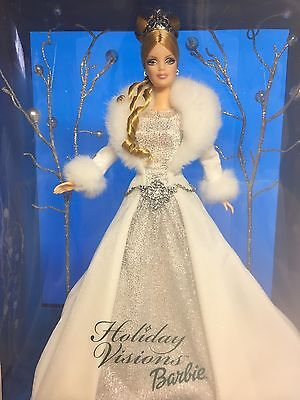 Holiday Visions Barbie Special Edition Winter Fantasy 2003