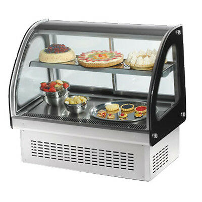 "Vollrath 40842 36"" Drop-In Refrigerated Display Case"