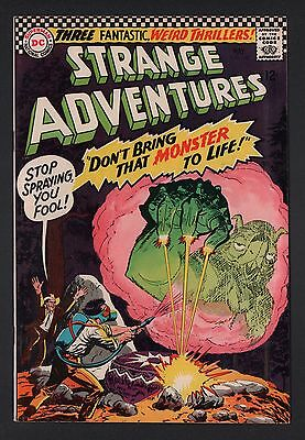 Strange Adventures #188 VG 4.0 White Pages