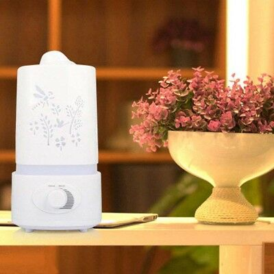 1.5L Ultrasonic Home Aroma Humidifier Air Diffuser Purifier Lonizer Atomizer new