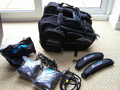 motorcycle oxford sports luggage pannier bags spots bike