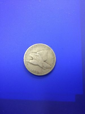 1857 Flying Eagle Cent Rare