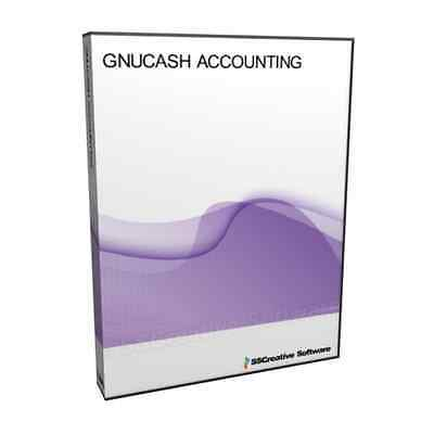GNU Cash Accounting Accounts Personal Finance Bookkeeping Software