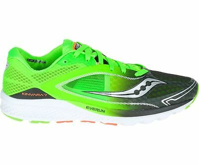 Saucony Kinvara7 Mens Road Running Trainer Run Shoe S 8.5 UK 43 EU New RRP £110