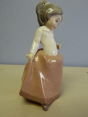 """Nao By Lladro """"startled"""""""