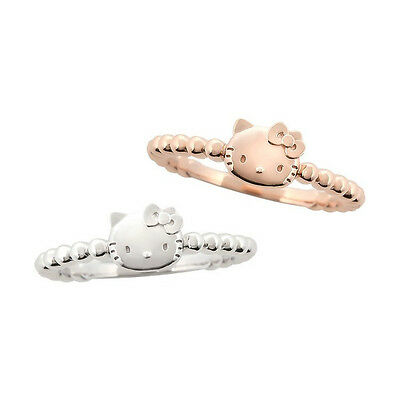 Hello Kitty Happiness come Pinky Ring Gift Present From Japan Sanrio