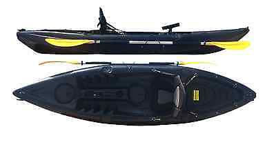 Single Person Kayak With Accessories - Unused