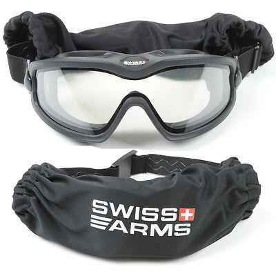 Extreme Ops Tactical Glasses Airsoft S-Arms Sporting Goggles 603969