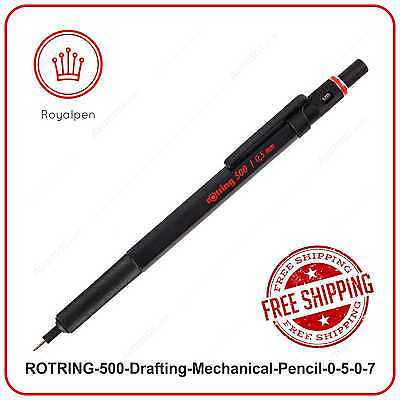 ROTRING 500 Drafting Mechanical Pencil 0.5 - 0.7