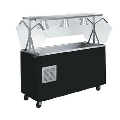 Vollrath 38713 Affordable Portable Cold Food Station