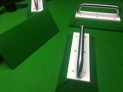 SNOOKER /& BILLIARD TABLES HANDMADE IN THE UK** SGL NAPPING BLOCK FOR POOL