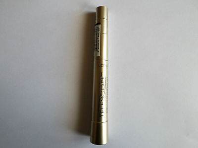 L'oreal Telescopic Multicomb Mascara Lengthens To The Extreme New Black