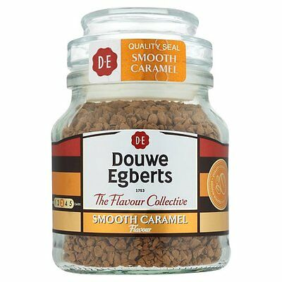 Douwe Egberts The Flavour Collective Coffee Smooth Caramel (50g)