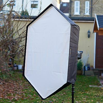 Bowens Wafer Hex 140 Softbox