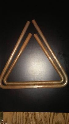 Vintage Percussion Triangles 2