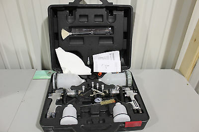 TR30813 Husky HVLP and Standard Gravity Feed Spray Gun Kit