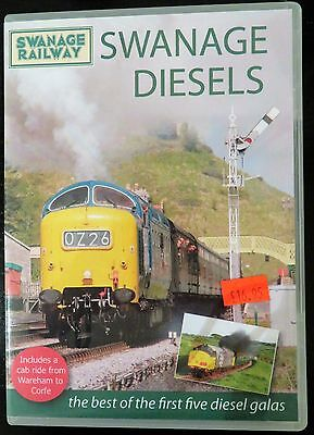 Swanage Diesels DVD (incl. Deltic)