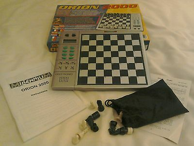 Millennium Orion 2000 Chess Game