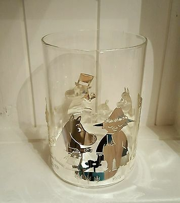 Gorgeous Moomin Ljuslykta Large Candle Holder- Brand New and Boxed