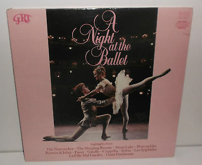 62000 A Night At The Ballet 2LP  New Sealed