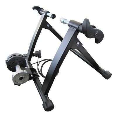 EVO E-Spin Mag Magnetic Resistance Bicycle Indoor Trainer Adjustable 5 Level
