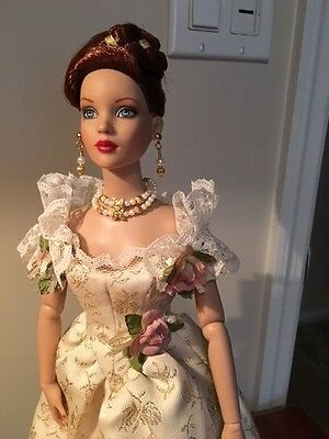 "Beautiful Original Tonner ""Julia"" Gown - Fits Tonner Tyler, Sydney, Esme, others"