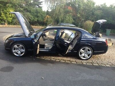 BENTLEY CONTINENTAL FLYING SPUR ( Ex Royal Family)- Rare 4 Seat Model
