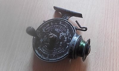 V good vintage allcock stanley threadline casting fishing reel