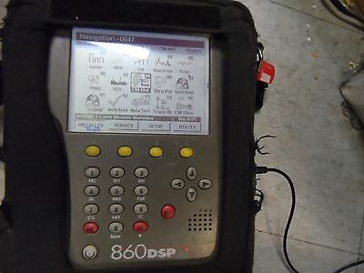 TRILITHIC 860 DSPi MultiFunction Triple Play Cable Meter