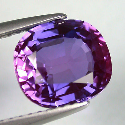 3.25 ct SLP Certified Stunning Oval Shape (8.05 x 8.95mm) Brownish Pink Spinel
